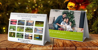 Personalised Desk & Wall Calendars