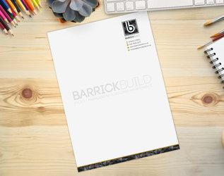 Stunning Letterhead Design & Print