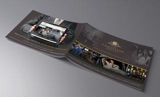 Logo Design, Branding & Brochure Design