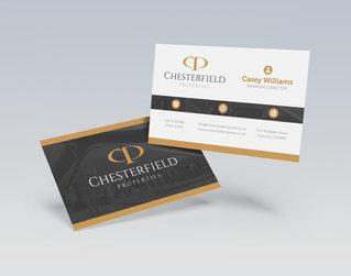 Logo & Business Cards Designed