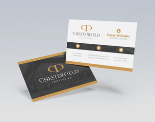 Logo & Business Cards Designed