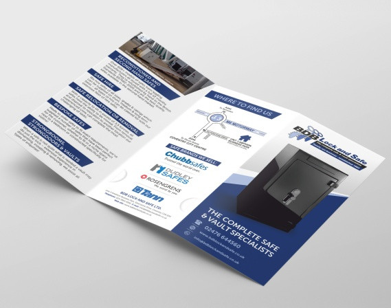 Proteus Print Folded Leaflet Images 3.jp