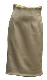 Top Tissu technique et jupe assortie