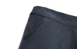 pantalon droit poche italienne