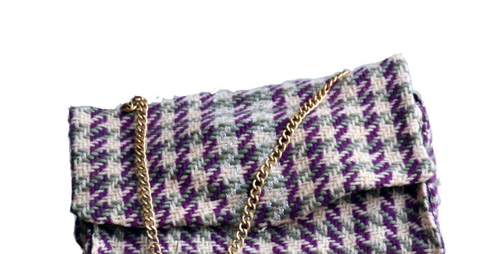 Pochette Petit Tweed, pièce unique