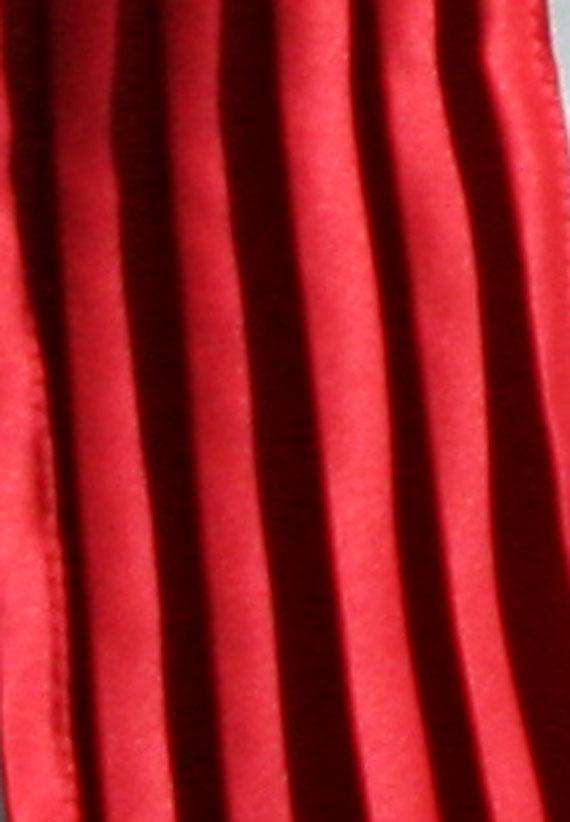 plissé magenta pour jupe color block