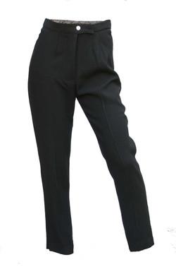 Pantalon droit  sur  mesure