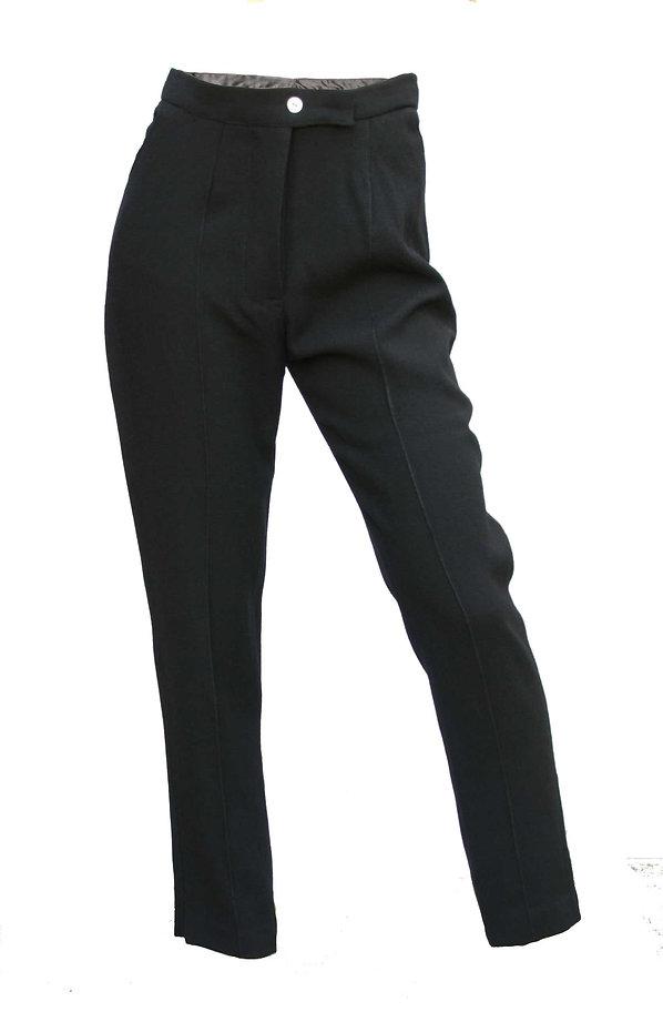 pantalon 7/8e droit sur mesure