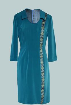 robe easy chic pour le bureau
