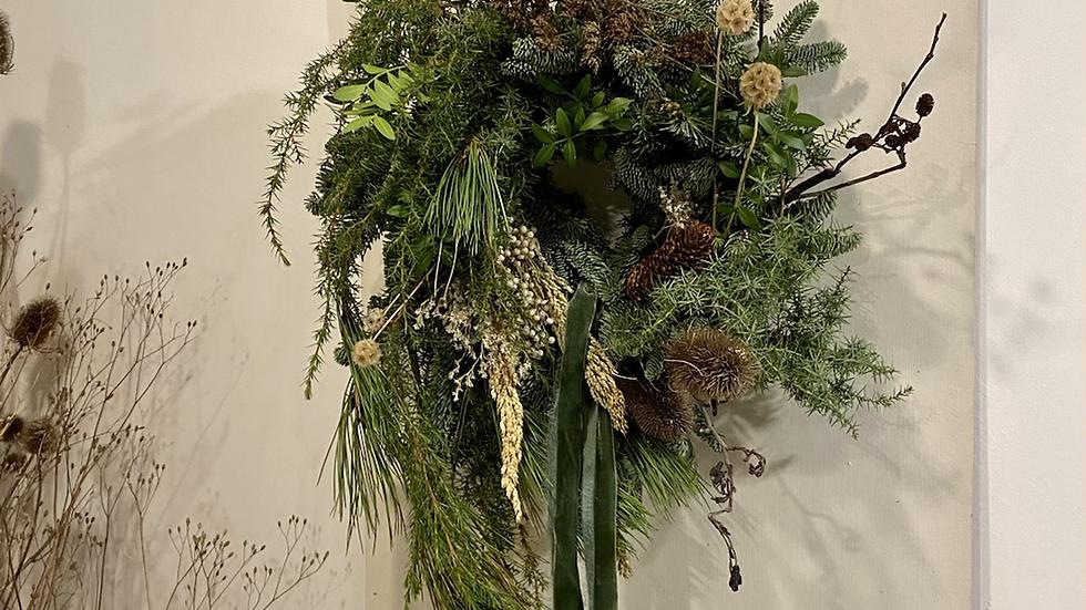 Fresh Seasonal Wreath
