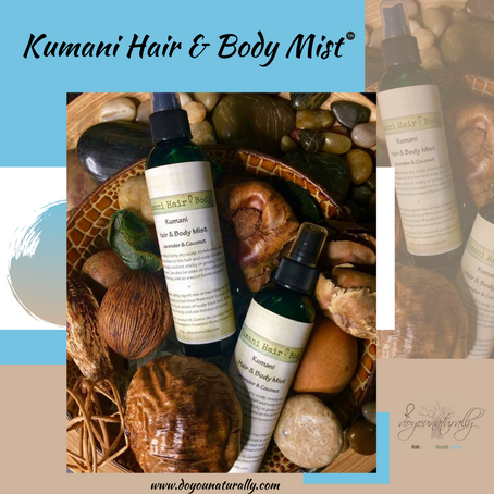 Kumani Lavender and Coconut Hair and Body Mist™