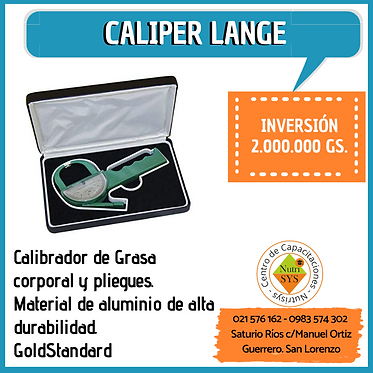 Caliper Lange
