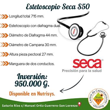 Estetoscopico SECA S50