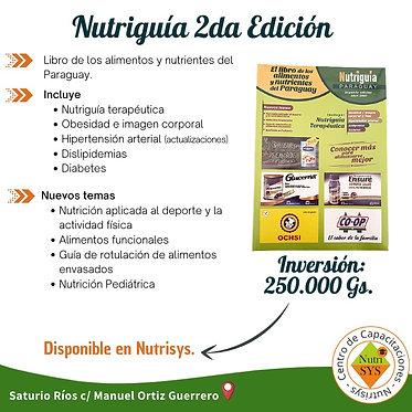 Nutriguía 2da. Edición
