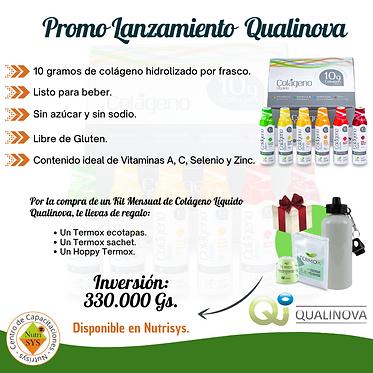 Kit Mensual- Colágeno Hidrolizado Líquido