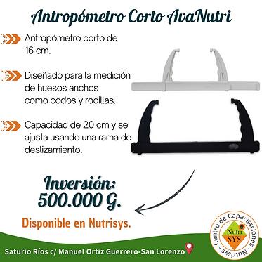 Antropometro AvaNutri