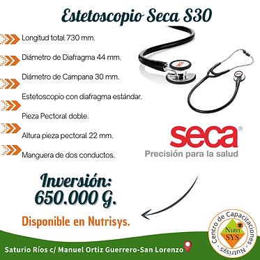 Estetoscopico SECA S30