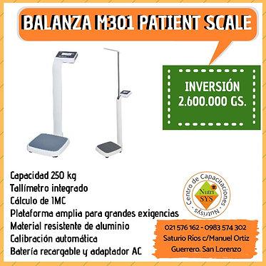 Balanza M301 Patient Scale