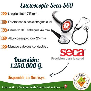 Estetoscopico SECA S60