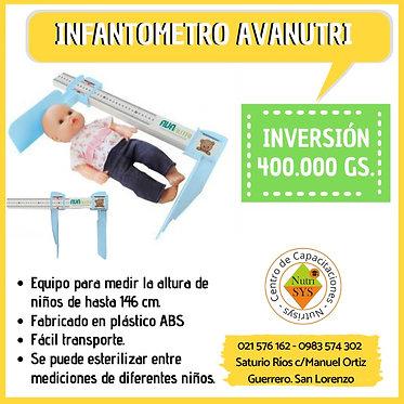 Infantometro Avanutri