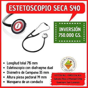 Estetoscopico SECA S40
