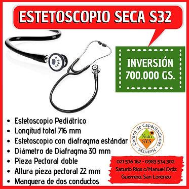 Estetoscopico SECA S32