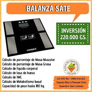 Balanza Sate