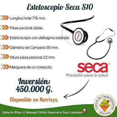 Estetoscopico SECA S10