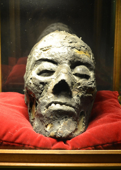 Egyptian Mummified Sculpture