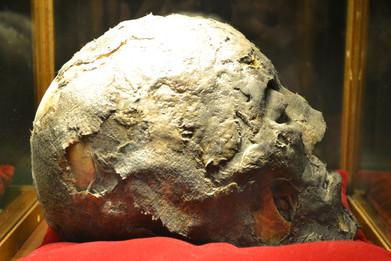 Egyptian Mummified Sculpture