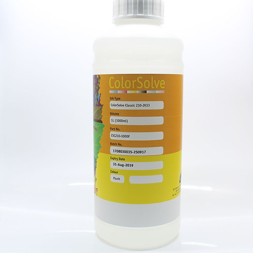 CSC210 Cleaning Solution 1L Bottle