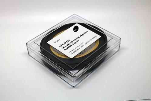 CG-FX Pen Line Rubber 160 (2pcs)