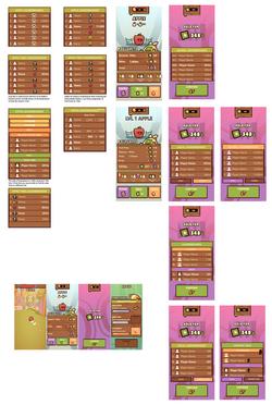 Various Leaderboard Mock-ups