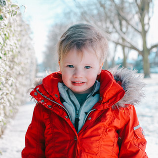 Jude - First Snow