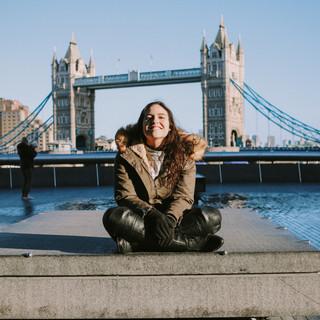 Helo in london
