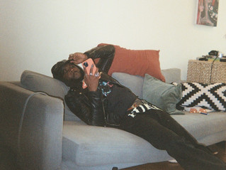 Gianni Lee // The Man Behind All of the Pink Skeletons