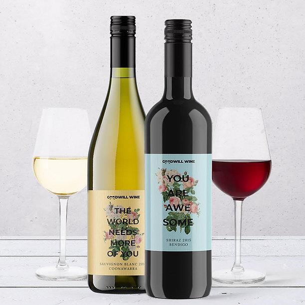 Goodwill Wines Coast to Coast Animal Fri