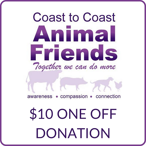 C2CAF $10 Donation