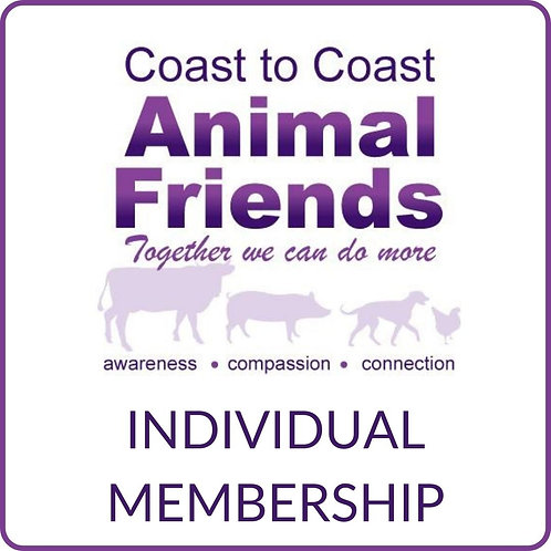 C2CAF Individual Membership - New & Renewals