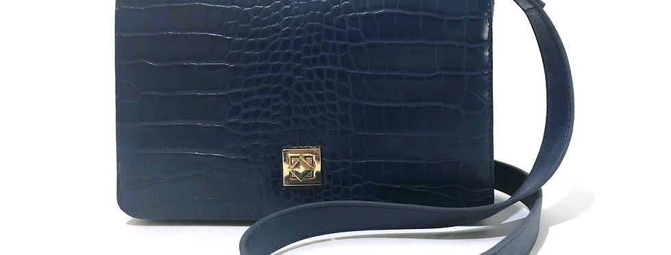 Box Croc Crossbody Bag