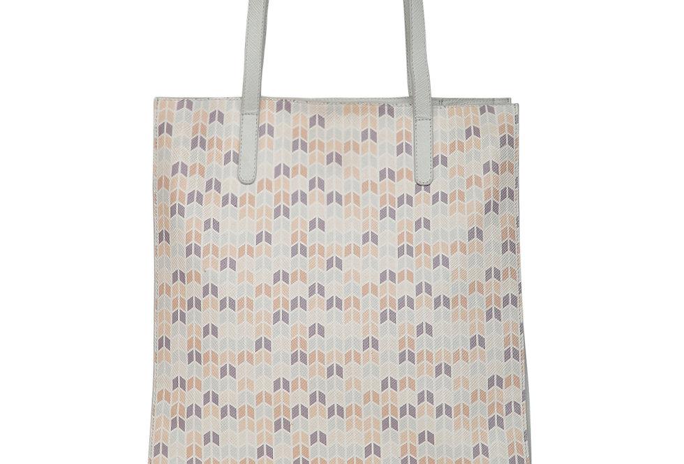 Thick Charvon Print Tote bag