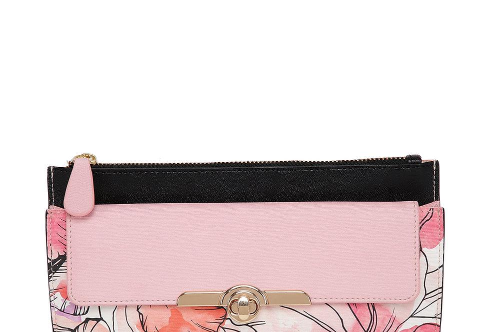 Fatty flower wallet