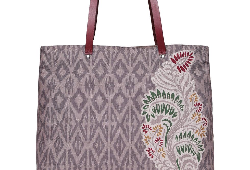 Paisely Print Bag