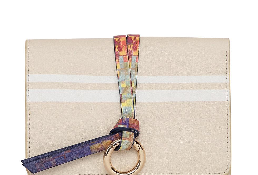 Concoke Block Tri Fold Wallet