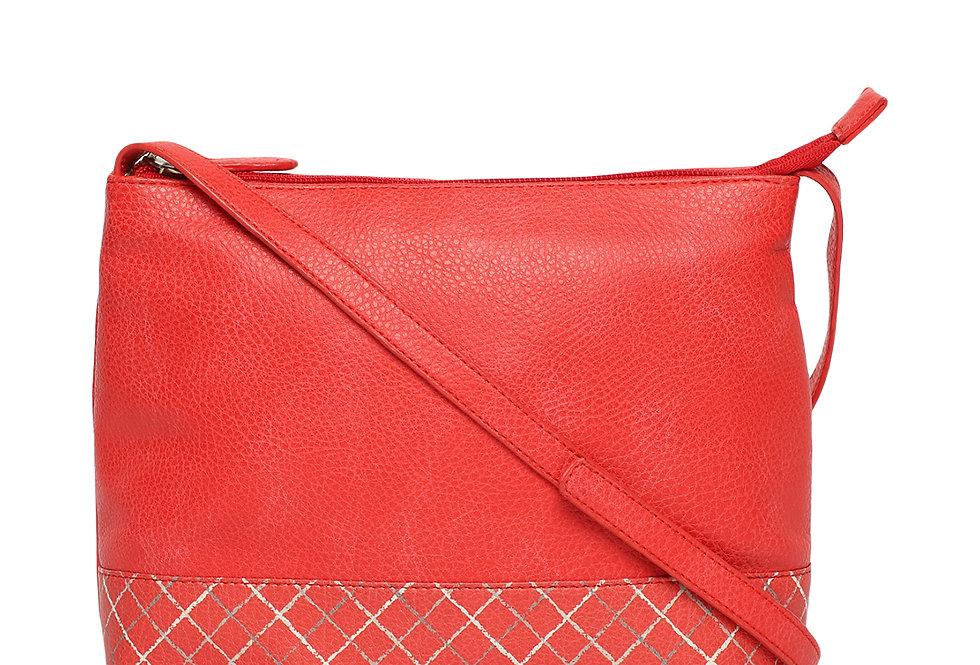 Painterly Line sling bag
