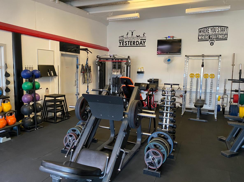 Fitnesscenter Workshop