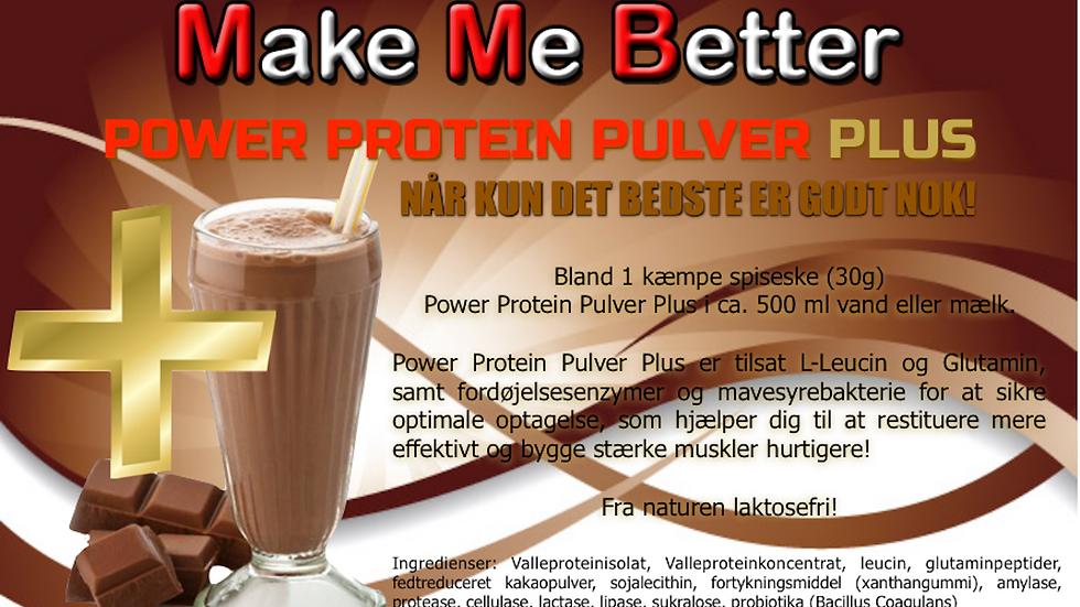 Power Protein Pulver Plus
