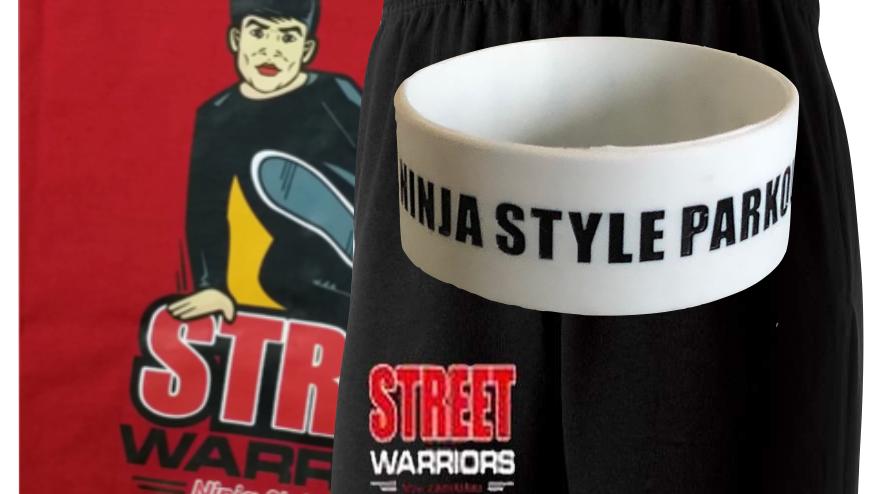 Street Warrior Dragt