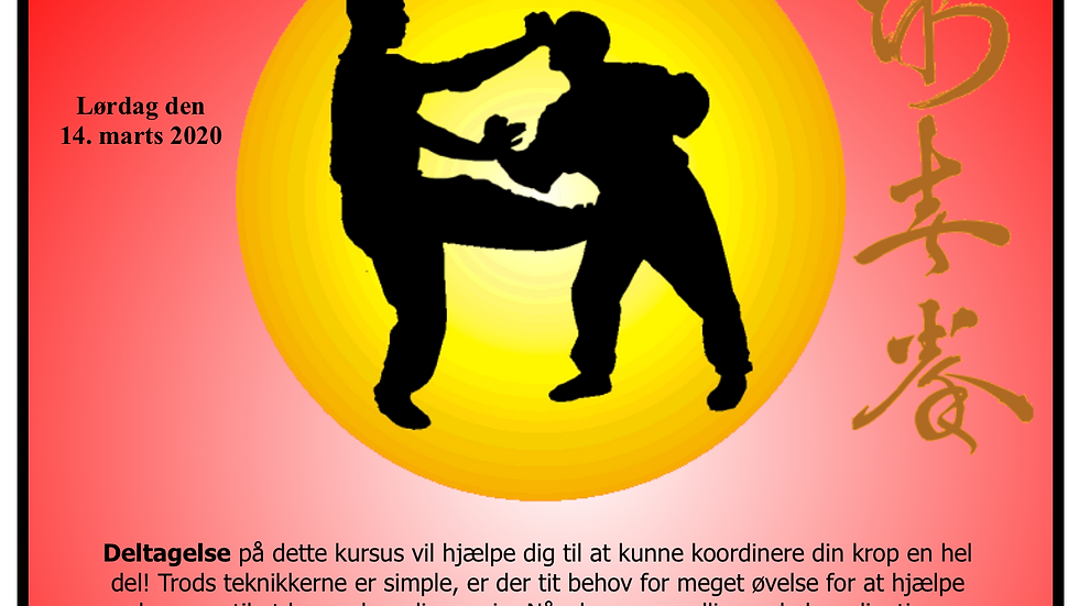 Wing Chun og Trapping Kursus