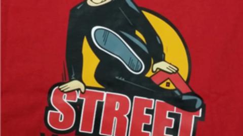 Street Warriors T-shirt